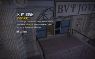 Buy Jove in Amberbrook purchased in Saints Row 2