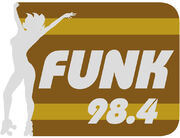 Funk 98.4 logo
