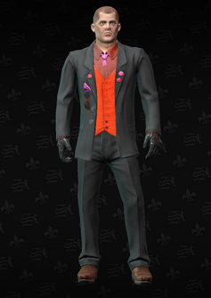 Morningstar Parachuter 2 - Gus - character model in Saints Row The Third