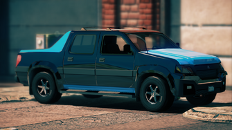 Criminal - Decker variant - front right in Saints Row IV