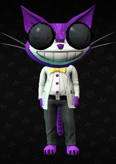 Gang Customization - Mascot 1 - Genki - in Saints Row The Third