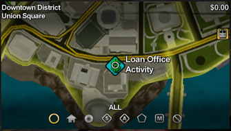 Loan Shark Loan Office location on map