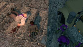 Oleg on the floor
