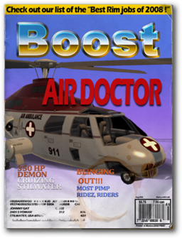 Boost-Hospital Horizon