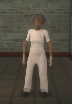 Patient - black female - character model in Saints Row 2