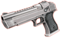 SRGooH weapon pistol 45 Fletcher
