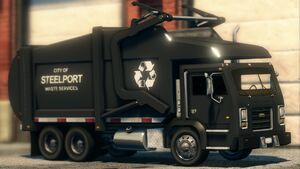 Steelport Municipal - front right in Saints Row The Third