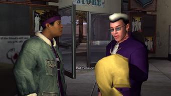 3rd Street Vice Kings Dex Johnny Gat