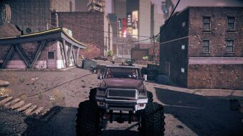 Atlasbreaker - front in Saints Row IV