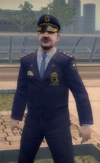 Chief Troy Bradshaw