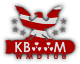 Saints Row 2 clothing logo - kboom radio station