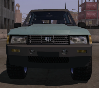 Traxx Master - front in Saints Row