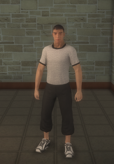 Arena fighter - hispanic - character model in Saints Row 2