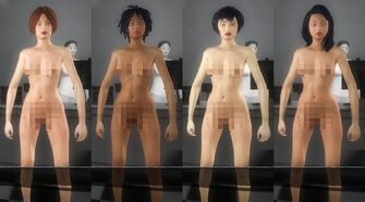 Default Female Playas in Saints Row 2