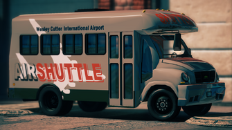 DonoVan - Shuttle variant - front right in Saints Row IV