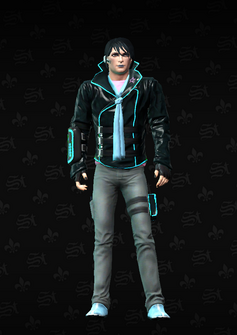 Matt Miller - character model in Saints Row The Third