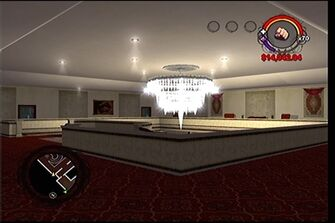 Raykins Hotel - upstairs