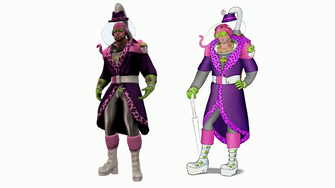 Reverse Cosplay Pack Genki Pimp comparison