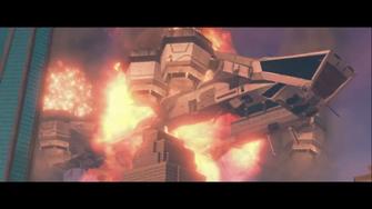 STAG Film - Daedalus exploding