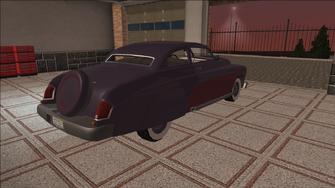 Saints Row variants - Gunslinger - Classic Hardtop - rear right