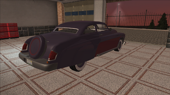 Saints Row variants - Gunslinger - Classic Hardtop - rear right