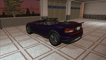 Saints Row variants - Raycaster - Dex - rear left
