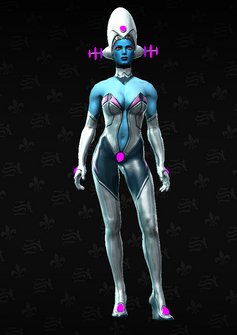 Space Amazon Soldier - character model in Saints Row The Third