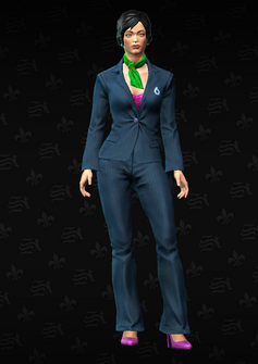 Tami - Tammy Tolliver - character model in Saints Row The Third