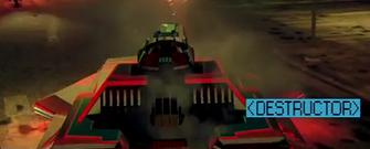 Vehicle Destructor