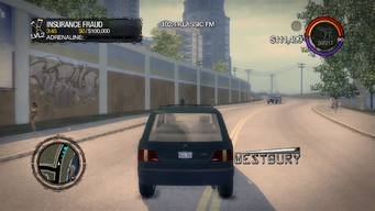 Westbury - rear in Saints Row 2