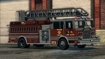 Blaze in Saints Row The Third
