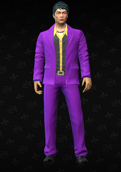 Gang Customization - Clubber 8 - Claude - in Saints Row The Third