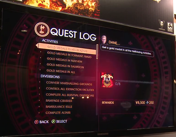 File:Gat out of Hell Gameplay Demo - Challenge 01 (Activities) Gold Medals in Hellblazing (Total 8).png