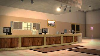 Image As Designed - Union Square interior in Saints Row 2