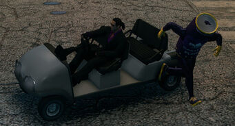 Knoxville - front left in Saints Row IV