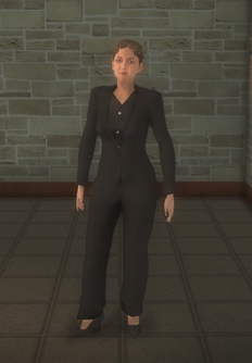 Monica - character model in Saints Row 2
