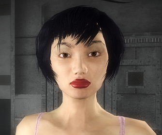 Playa Saints Row 2 default Asian Female