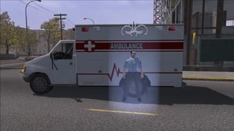 Saints Row Ambulance healing icon