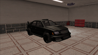 Saints Row variants - Voxel - Racer 02 - front right