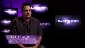 Chris Claflin Saints Row IV