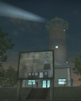 Lucky Lute's Lighthouse