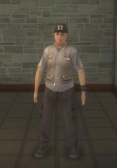 Paparazzi - asian - character model in Saints Row 2