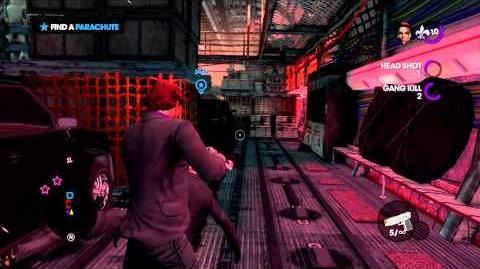Saints Row The Third - Demovideo der Freefall-Mission (Offiziell) - DEUTSCH