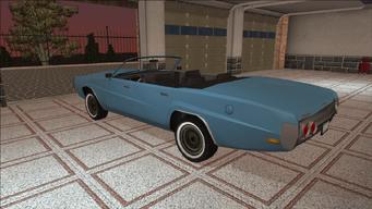 Saints Row variants - Cavallaro - VK06 - rear left