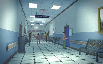 Stilwater Memorial Hospital - corridor