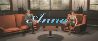 The Anna Show - on-screen logo