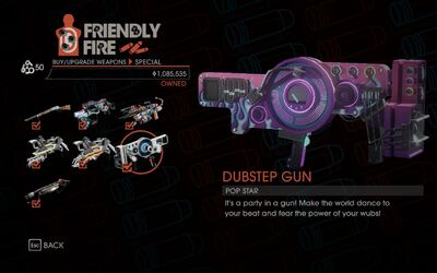 Weapon - Special - Dubstep Gun - Main