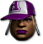 Homie icon - Aisha Brutella in Saints Row The Third