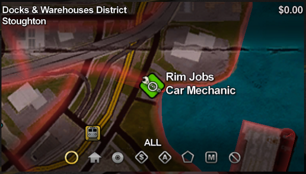 Rim Jobs in Stoughton in Saints Row