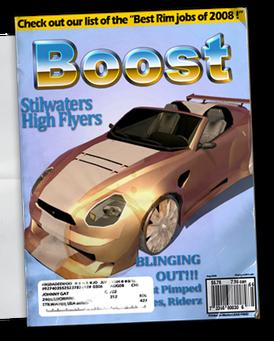 Zenith - Chop Shop magazine